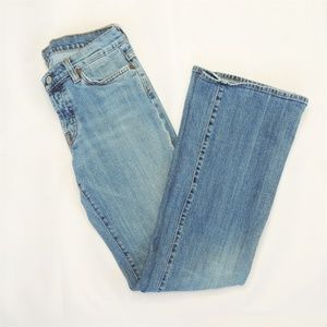 7 for all mankind boy cut jeans 29
